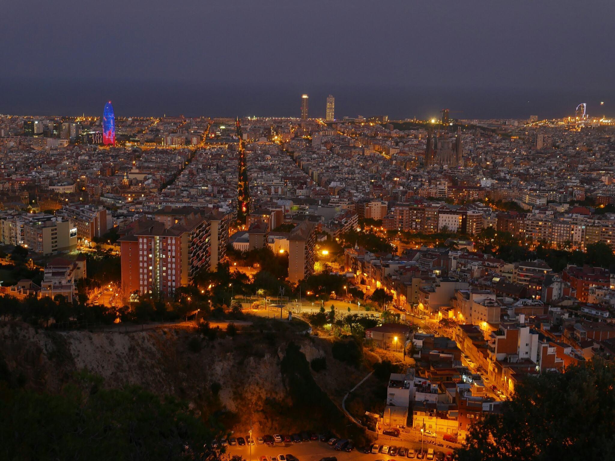 Barcelona – atomosféra dalších dní