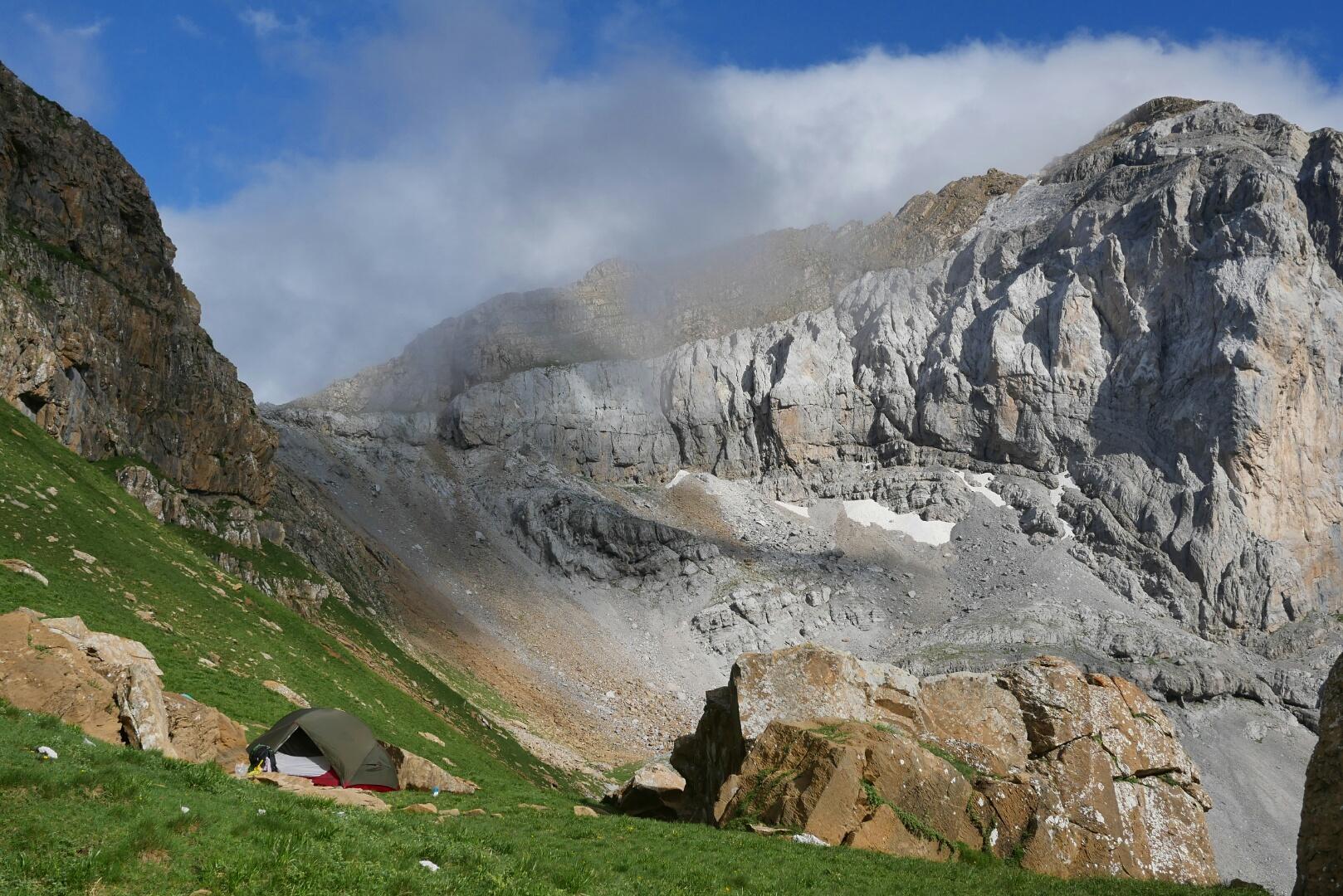 GR 11 – 18. ETAPA (22.7.) – Monte Perdido nebude