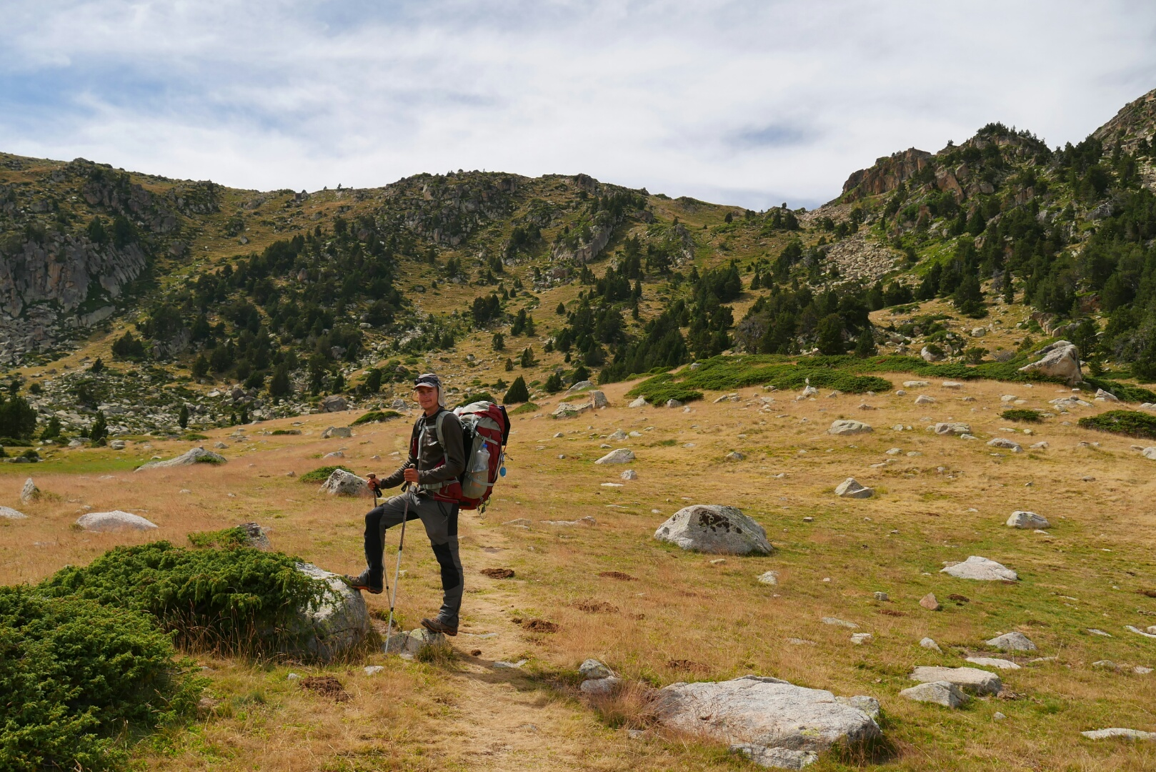 GR 11 – 37. ETAPA (10. 8.) – Konečně sbohem Andorro!