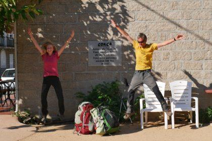 GR20 – Conca, konec a začátek treku