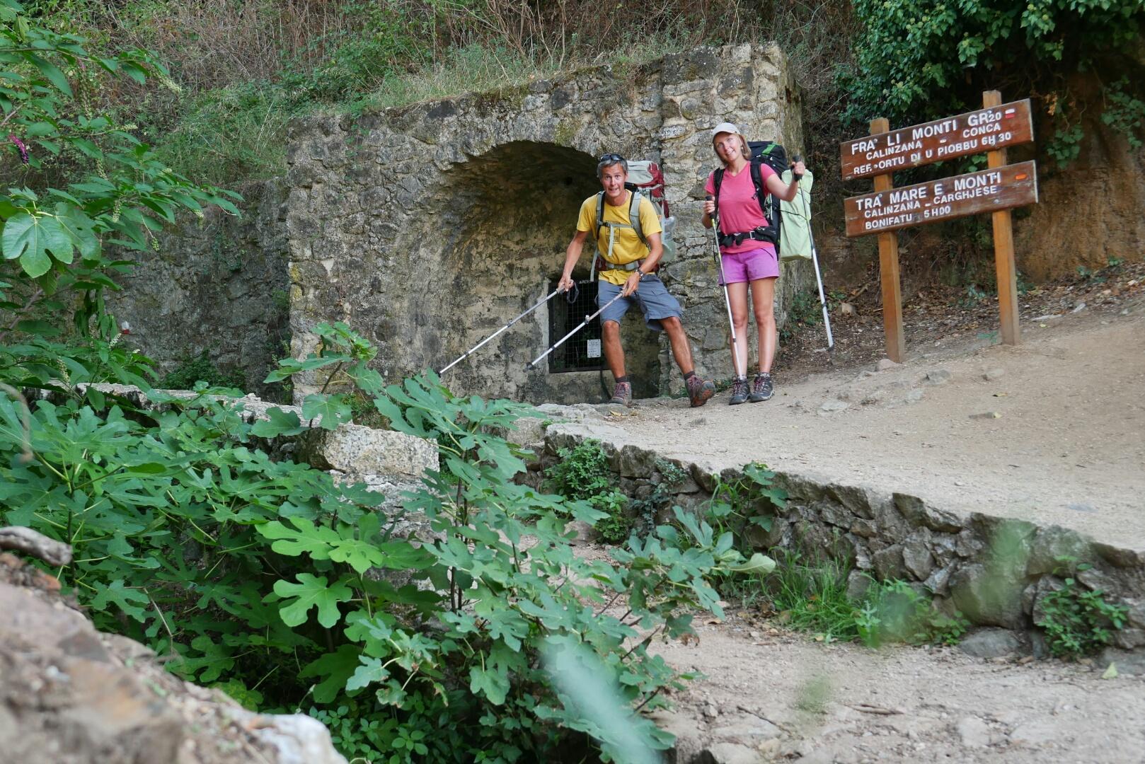 GR20 – 0. ETAPA – Z Bastie do Calenzany stopem