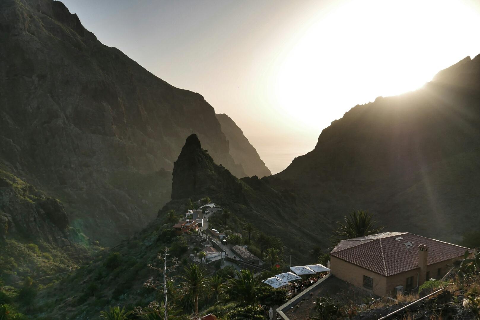 Soutěska Masca – klenot Tenerife
