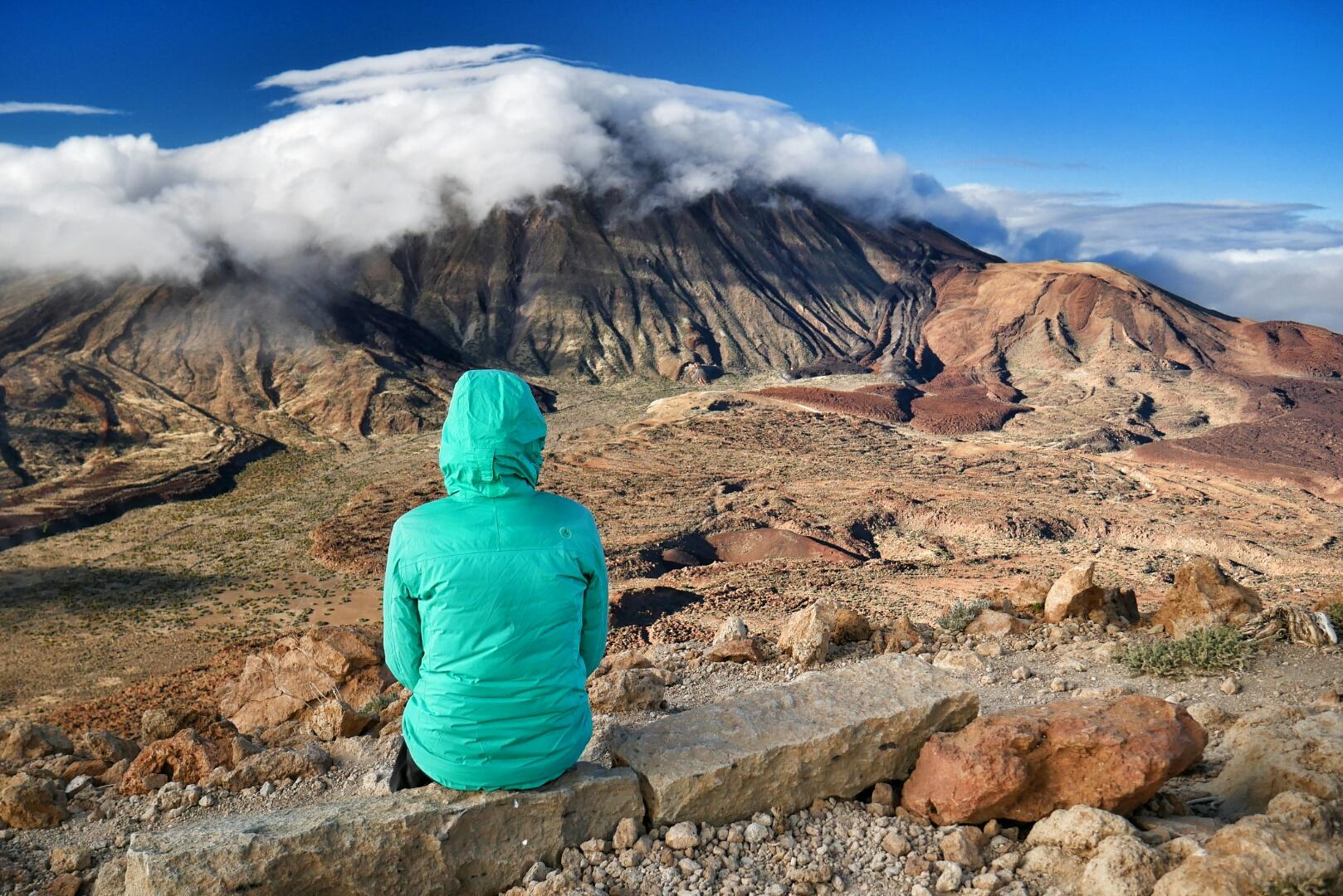 El Medáno a Teide na dosah