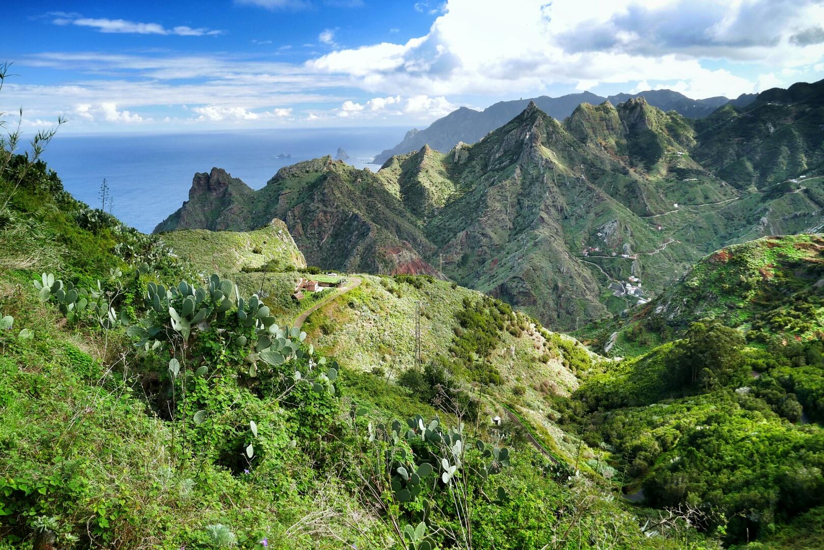 Divoká Anaga – Jižní Amerika za humny