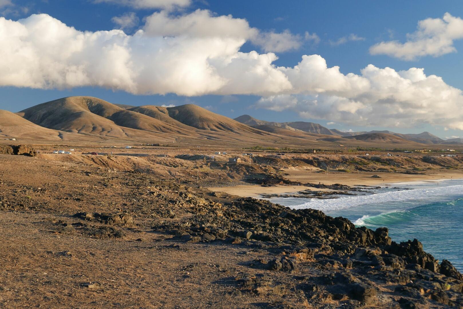 Fuerteventura nejen pro plážové maniaky!