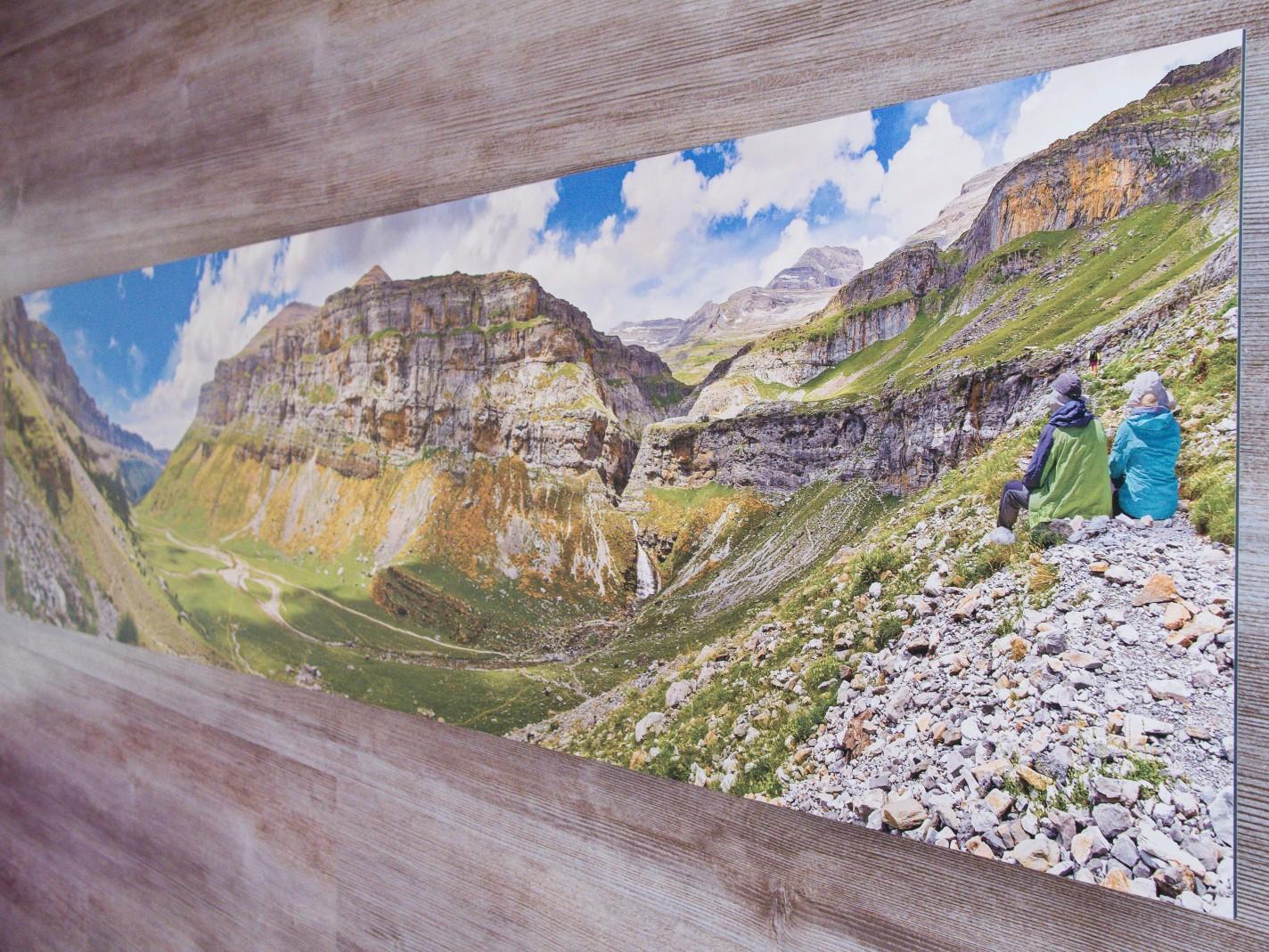 Panoramatický fotoobraz od Saal-Digital.cz