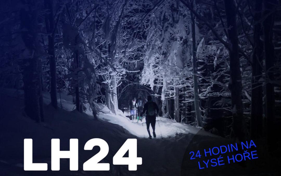 LH24 – Jak jsem protrajdala 24 hodin na Lysé hoře